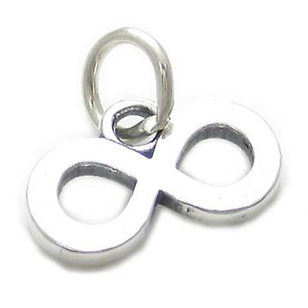 Infinity Sterling Silver Charm .925 X 1 Forever Together Eternity Charms - 4031