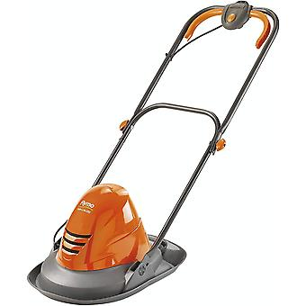 Flymo Turbo Lite 250 Electric Hover Lawn Mower – 1400 W, 25 cm Cutting Width