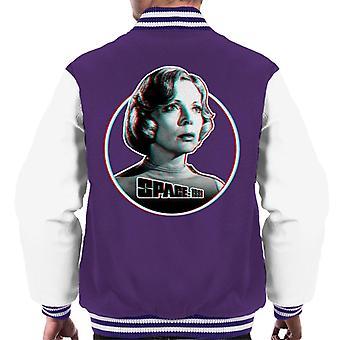 Space 1999 Helena Moonbase Alpha Men's Varsity Jacket