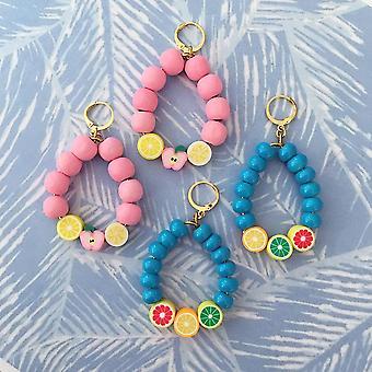 Juicy Fruit Earrings