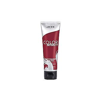 Joico Color Intensity Semi Permanent Hair Colour - Ruby Red