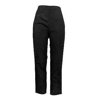 الدنيم وشركاه المرأة & apos&ق السراويل الصغيرة تمتد سحب على W / جيوب سوداء A235873