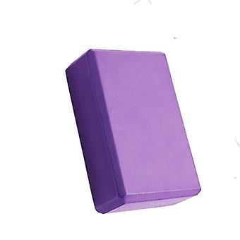 High Density Eva Yoga Block Foam, Fitness Brick Sports Tool Workout Stretching