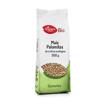 Luomupopcorni 500 g