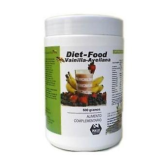 Diet Food Milkshake (Vanilla and Hazelnut Flavor) 500 g