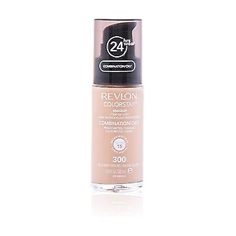 Colorstay foundation combination/oily skin #300-golden beige 30 ml