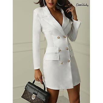 Blazer Elbise Takım