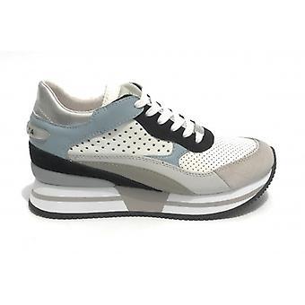 Spor ayakkabı Apepazza Mod çalışan. Rhea Deri Kama Alt \ Multi Celeste Süet Ds20ap04