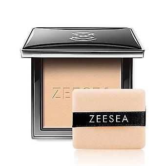 Loose Powder Compact, Pressed For Face Control Oil Lasting Concealer,