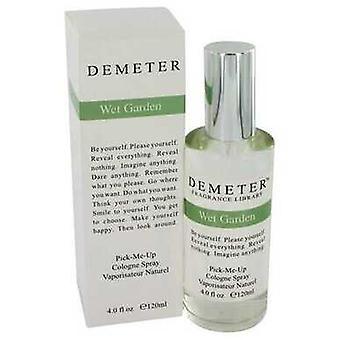 Demeter Wet Garden di Demeter Cologne Spray 4 Oz (donne) V728-452563