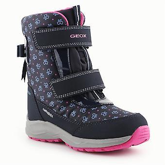 Geox J Kuray J94ALAMNN50C4002 נעלי ילדי חורף אוניברסליות