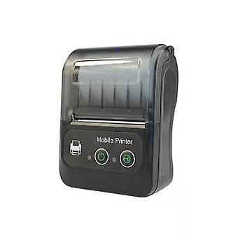 """מדפסת תרמית אלחוטית Bluetooth 58 מ""""מ"""