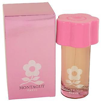 Montagut Pink Eau De Toilette Spray By Montagut 1.7 oz Eau De Toilette Spray