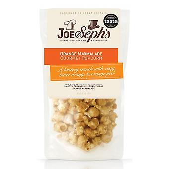 Oranžová marmeláda Popcorn