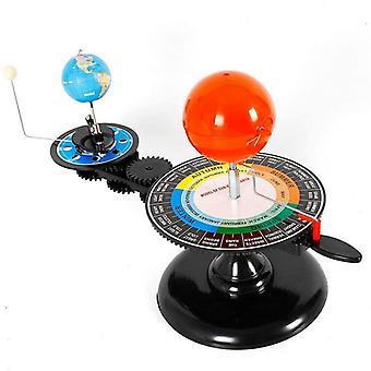 Sonnensystem Kugeln Sonne Erde Mond Orbital Planetarium Modell Lehre Werkzeug Ausbildung Astronomie Demo für diy Kinder Spielzeug