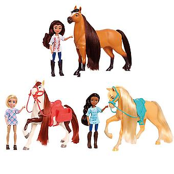 Spirit small doll & horse assortment each sold separately