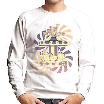 The Magic Roundabout Retro Carousel Men's Sweatshirt
