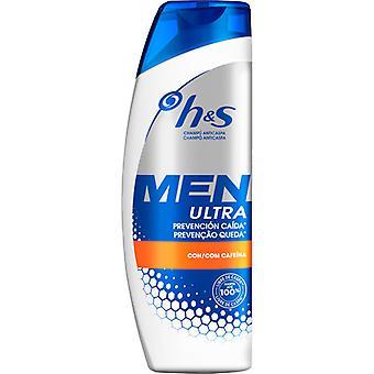 H&S Champú Men Ultra para la Caída 600 ml