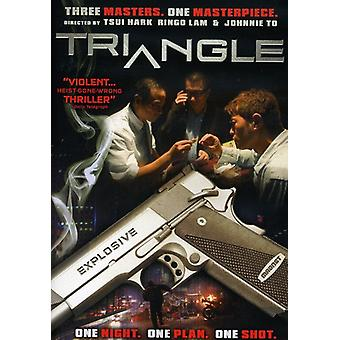 Triangle [DVD] USA import
