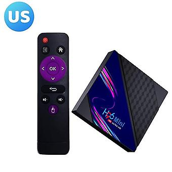 H96 mini v8 rk3228a 4k hd network player media player tv box 2+16g android10.0 smart set-top box home remote control set-top box
