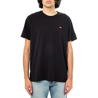 T-shirt homme levi'ss original hm tee minéral noir 56605-0009