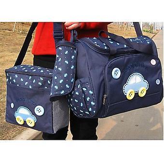 Baby moderskap blöjpåsar, blöjbyte väska