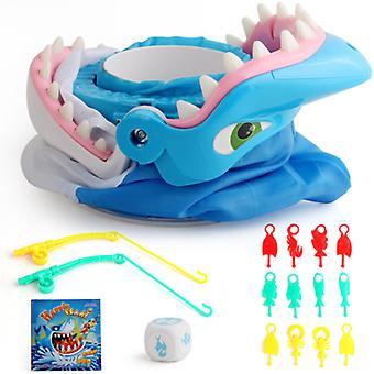 Hauskat juhlapelit Sharks Trap Uutuus lautapelit