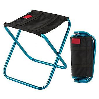 Portable Outdoor Folding Fishing Chair Aluminium Alloy Ultralight Folding Chair