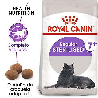 Royal Canin  Sterilised 7+ Sterilized Senior Cat Food (Cats , Cat Food , Dry Food)