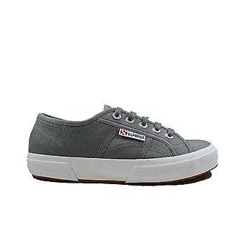 Superga Cotu Classic Sage Green Canvas Womens Lace Up Shoes
