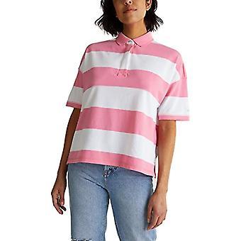 edc de Esprit 040cc1k304 Camiseta, 670/Rosa, M Donna