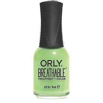 Orly BREATHABLE Super Bloom 2021 Spring Nail Polish - Here Flora Good Time (2060035) 18ml
