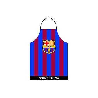 FC Barcelona Striped Apron