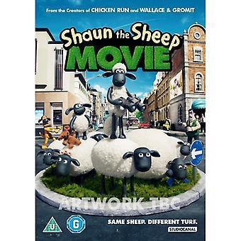 Shaun The Sheep - The Movie DVD