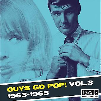 Olika - Killar gå pop! Vol.3 1963-1965 CD