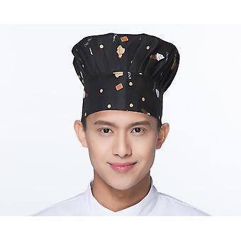 Food Service Chef Hut, Kochen einstellbare Pilz Mütze