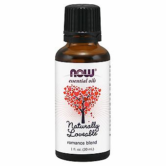 Now Foods Naturally Loveable Oil Blend, Romance, 1 oz