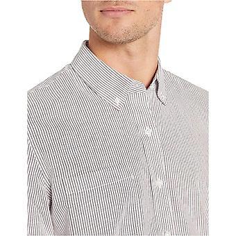 Merkki - Goodthreads Miesten vakiovarusteinen pitkähihainen ryppyjä kestävä mukavuus venyttää Oxford-paitaa easy carella