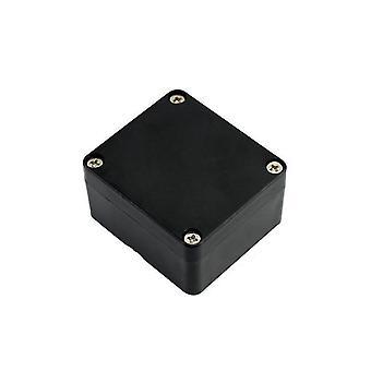 nouveau 64x58x35mm abs plastique ip65 imperméable à l'eau ignifuge boîte de jonction électrique sm36085