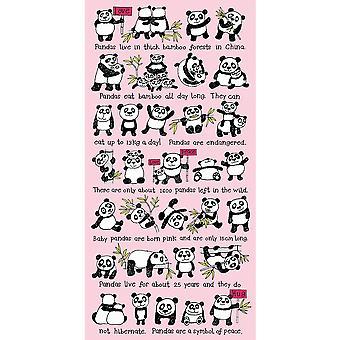 Tyrrell Katz Pandas Design Towel