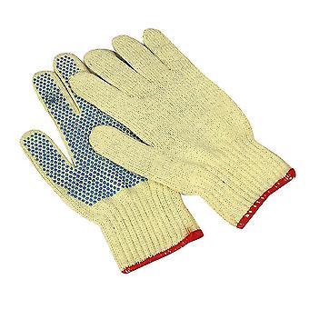 Pvc Beads Non Slip Gloves Professional Anti Cut Gloves