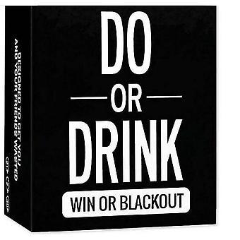 Doen of drinken - Drink card Game - Leuk