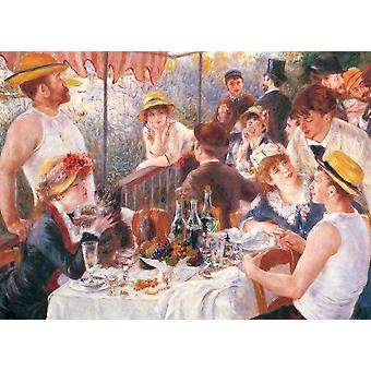 Eurographics The Luncheon, Renoir Jigsaw Puzzle (1000 pièces)