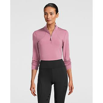 PS of Sweden Ps Of Sweden Alessandra Womens Sweater - Rose Berry