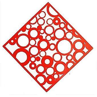 4pcs Pvc Wall Stickers - Stylish Home Decor Room Divider