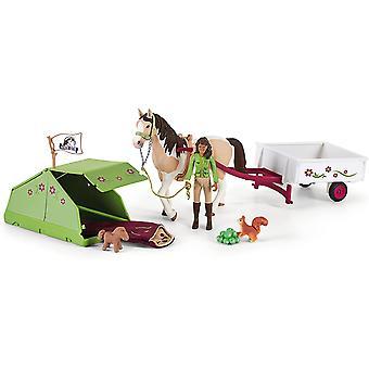 Schleich Horse Club Sarah's Kampeeravontuur