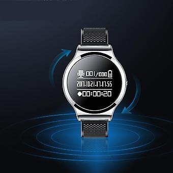 32GB digitální watch hlasový záznamník s profesionálním zvukovým záznamem OLED screen