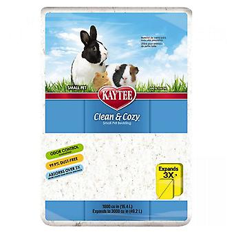 Kaytee Clean & Cozy Small Pet Bedding - 1,000 Cubic Inches