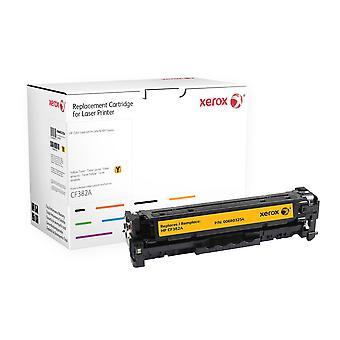 Toner Xerox CF382A Yellow