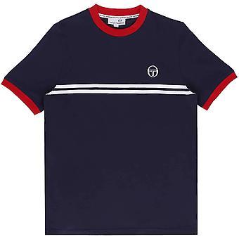 Sergio Tacchini Supermac T-Shirt AW21 Navy 52